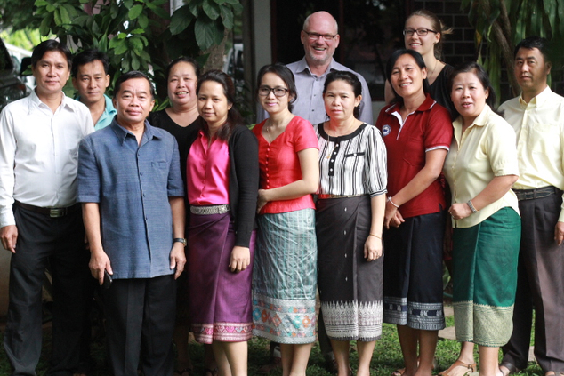 DVV International Laos - Staff